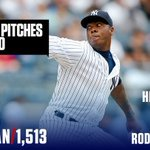 New @Cubs closer Aroldis Chapman has thrown more 100+ mph pitches since 2010 than the next 18 MLB pitchers COMBINED. https://t.co/WIpVV5h5Bi