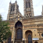 As much as I love Durham Cathedral, Lincolns is gorgeous! https://t.co/5TCzHKrQMV