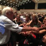I asked Bernie three times what he thought about his delegates booing HRC. He wouldnt answer. #DNCinPHL https://t.co/RazUmnW56J