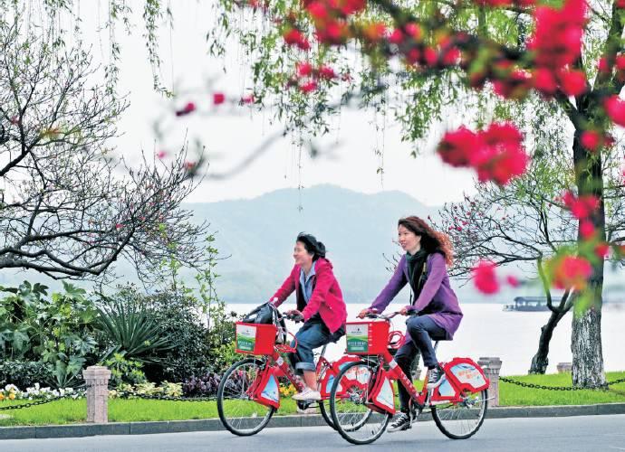 Asia's Best Bike Share System: Hangzhou, China https://t.co/Hx1Uwz37kO #bikeshare #Hangzhou #China #bikes #transit https://t.co/uvutWx8o4G