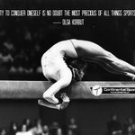 """""""This ability to conquer oneself is no doubt the most precious of all things sports bestows."""" #motivationmonday https://t.co/dG8cc6QpQz"""