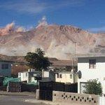 Fotografías violento sismo Salvador vía Pancho Páez #Atacama https://t.co/P6bbXPs0qJ
