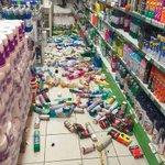 Fotos muestras los daños dejados por el fuerte temblor 6.3 en Chañaral https://t.co/O0BJNpEQWn https://t.co/gKlcvgdQ5o