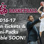 Griz Basketball season and mini-pack tickets coming soon! Stay tuned for when you can get yours. #GoGriz https://t.co/kgrxwTBULK