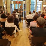 Lovely turnout for @BrumRadioTales at @WaterstonesBham #Birmingham https://t.co/Dq6BQ7MT4s