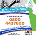#CiudadaníaActiva Los botes de agua dañan nuestra ciudad, reportemos a @Hidrocentro2011 #Valencia https://t.co/qW3kSZKju7