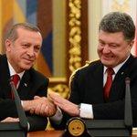 """Правительственные СМИ Турции обвинили Украину в пособничестве """"террористической"""" организации Гюлена.  #НеДайТурку https://t.co/tSuBx15F6T"""