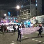 Manifestantes a favor del aborto marchan en distintas ciudades del país https://t.co/UV4Zc2JUMj https://t.co/X4JqfQtkFb