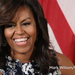 How @MichelleObama went from from reluctant political spouse to pop culture icon. https://t.co/SxShzk8OYc https://t.co/M5dlTo2ZFM