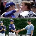 Looking back at the punch heard around the World between Michael Barrett & AJ Pierzynski. #CrosstownCup #Cubs #Sox https://t.co/7c8nJnS2EO