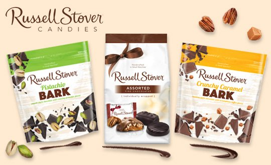Chocolate lovers, rejoice (and retweet)! We just launched a new BzzCampaign for Russell Stover! #ChocolateEveryDay https://t.co/X2zNnMntfk