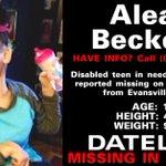 Aleah vanished, but her wheelchair and medication were left behind #Dateline https://t.co/JqXImzYesJ https://t.co/5eWBtyPk7c