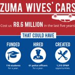 #ImVotingDA because our president @MmusiMaimane has only one wife that the taxpayers need to support https://t.co/IWPDpgqPs3