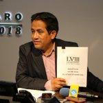 Presenta @Ericsalasg iniciativa de la Ley de Agua del Estado de #Querétaro Lee la nota: https://t.co/5MNEeu4RLU https://t.co/BghSu8kQIc