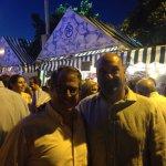 En la Velà de Triana con @curroperez . Que gran Delegado tuvo Triana ! https://t.co/HITi6vUTWb