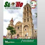 Saltillo capital del mundo, sucursal del cielo. #Saltillo #439Aniversario #ImpactoJoven #RJXMCoahuila https://t.co/mqQxfsEhdi