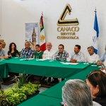 """El Alcalde pone en marcha campaña """"Hablemos bien de #Cuernavaca"""" que estará en coordinación con el sector turístico. https://t.co/vMeeCWYkXT"""