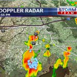 Storms now reaching SW Lafayette on Ambassador Caffery. Lightning in Milton. Lafayette expect storms over next hour https://t.co/ZsWgbsIE5x