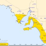 Groundhog day. Another front another #SAWeatherWarning for #SouthAustralia. Keep updated at https://t.co/IXBXq1M8lR. https://t.co/BxuAATcao5