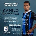 ¡Síguenos en Facebook y platica con @camilosanvezzo! #SiempreGallos https://t.co/440XhLvZeF