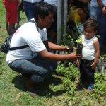 @MAGManagua de San Rafael del Sur realizo jornada de reforestación en la comunidad El Jícaro #AMORANICARAGUA https://t.co/zB4QpDgCzY