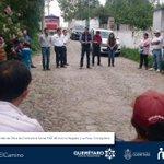 Conformación de Comités de Obra de Contraloría Social FISE 2016 en Corregidora #HombroConHombro #QroEsElCamino https://t.co/15uU4CmasU