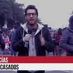 """El Frente Fracasados te muestra lo que no viste de la marcha """"No + AFP"""". Video en Futuro.cl https://t.co/O16LhMed6k https://t.co/xwsJWe9U5A"""