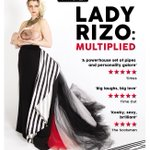 Lady Rizo is coming to #EdFringe, we caught her in London. Great show @LadyRizo @AssemblyFest https://t.co/IC1Y4zADe8