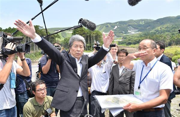 【東京都知事選】鳥越俊太郎氏演説詳報(25日)「消費税、大島は5%に。私が国に働きかける」 sank…