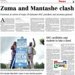 PAGE 3: Is WC ANC leader Marius Fransman at the centre of the ANC rift? https://t.co/G8wcAWwHYE