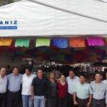 Listos para la inauguración de la 8va edición Expo #Pan 2016 https://t.co/h6aqy0PjRi