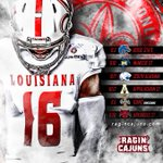 Might be the best one from @ULRaginCajuns @RaginCajunsFB yet! Great work here! https://t.co/ifytTIyeGY