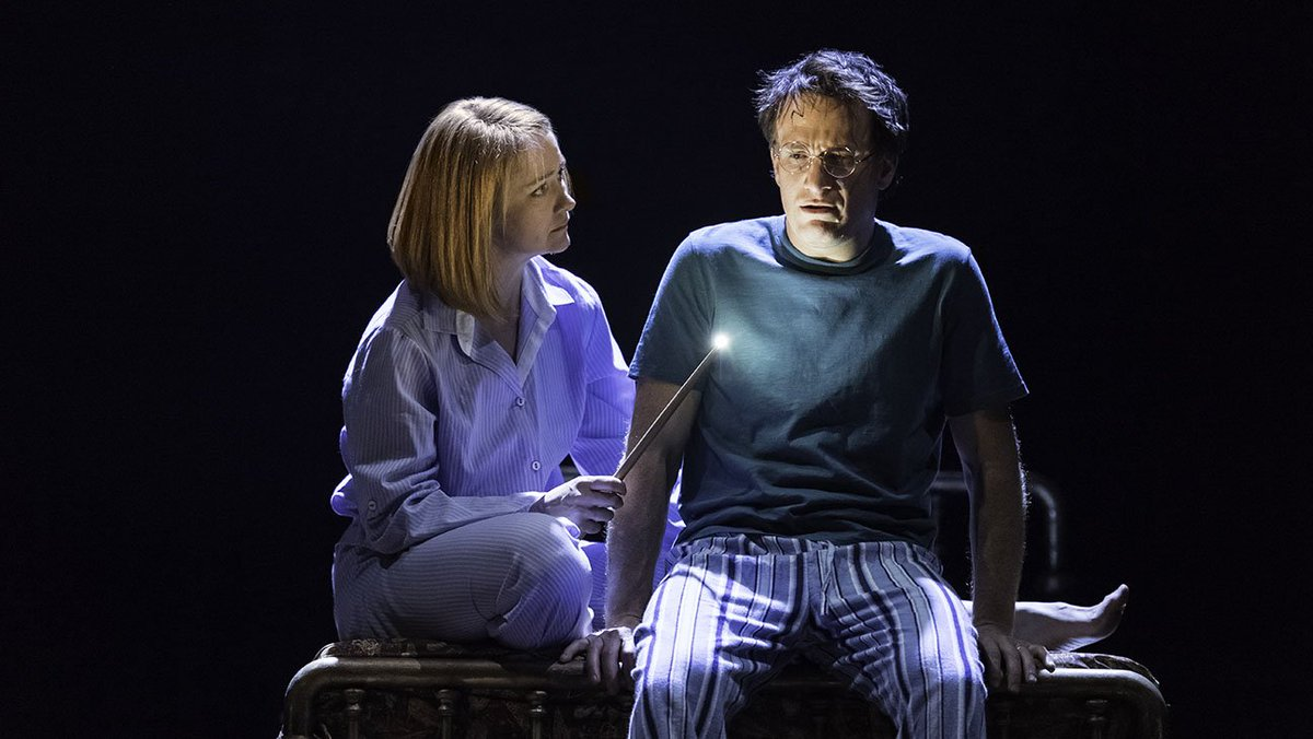 J.K. Rowling's saga continues in 'Harry Potter and the Cursed Child': Theater Review