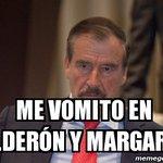 RT 05Cesgar: #MomentosIncómodos #EsLunesYSeMeAntoja compartirles a Fox con #MeVomitoEnCalderonYMargarita … https://t.co/uNKwciqxUt