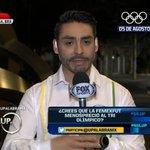 """RT UpalabraMX: Ahora en #LUP ruubenrod nos cuenta como es el """"bunker"""" del Tri Olímpico https://t.co/Bx2aTO1KmJ"""