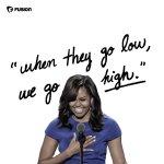 PREACH, #MichelleObama. 🙌🏾 https://t.co/adb3CPSRJX