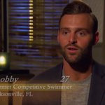 """Not sure how Robby can be late to work when his job is """"Former Competitive Swimmer."""" #TheBachelorette #watchwithUs https://t.co/Wqk3dhs5Sb"""