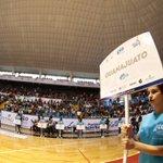 Estamos inaugurando el XXXI Festival de #Voleibol Dr. Rubén Acosta. Más de 4 mil deportistas estarán participando. https://t.co/D43gAkMFrX