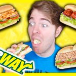 what food should i taste next?! **TASTING SUBWAY FOODS** https://t.co/EcRy7ZLZlC RT ? :) https://t.co/YeZPqlqzEo