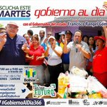 Te invitamos a escuchar mañana al Gdor @rangelgomez en su programa #GobiernoAlDia366 por @RRB1011FM.@GobAlDiaBolivar https://t.co/enxqsmUagj