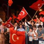 Muhteşemsin Samsun.Demokrasi Nöbeti, İstikbal ve İstiklal Mücadelemizde meşale şehir.Saat 03:00 halkımız dinamik. https://t.co/NbqtVZL5b1