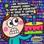 """Que te canten """"Las Mañanitas"""" en un restaurante y otros métodos de humillación. #MomentosIncómodos https://t.co/8Zj8gZZtHO"""