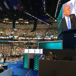 """Fun to see @CoryBooker perform @ChrisChristie line--""""Im from Jersey"""" #DemsInPhilly https://t.co/SemnrOukYG"""