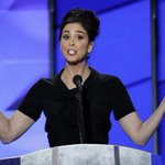 """Comedian Sarah Silverman to """"Bernie or Bust"""" crowd: """"Youre being ridiculous"""" https://t.co/XlS8t7Wgab https://t.co/VD3Zq3FKET"""