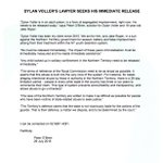 BREAKING: DYLAN VOLLERS LAWYER SEEKS HIS IMMEDIATE RELEASE #DonDale #royalcommission #4Corners #4CornersDylan https://t.co/G1FWqXHoCN