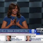 WATCH: First lady @MichelleObama addresses the #DemsInPhilly https://t.co/H9n7JJUntx https://t.co/zwcBdclELs
