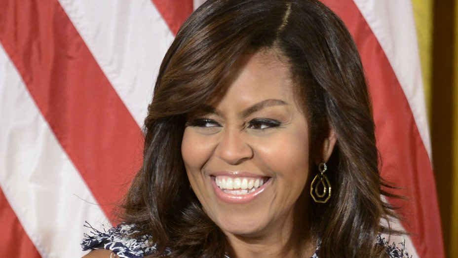 Watch Michelle Obama speak live at