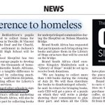 Business leaders make a difference to homeless. @TheStar_news @RitchKev @communityhoursa @KingsmeadSchool https://t.co/ZYk2drHizz