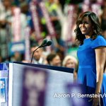 """""""What I admire most about Hillary, is that she never buckles under pressure."""" -- @MichelleObama at #DemsInPhilly https://t.co/lY0CUKcQoR"""