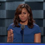 """.@FLOTUS: """"I wake up every morning in a house that was built by slaves."""" #DNCConvention https://t.co/jnueI0nmDt"""